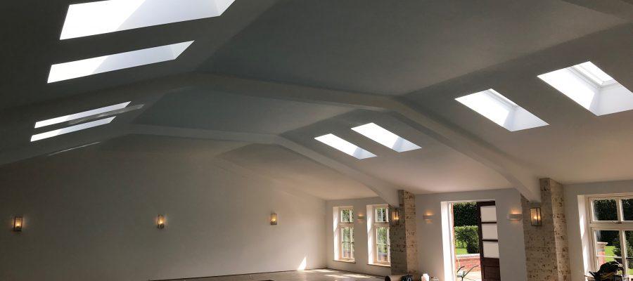 Knauff ceiling system