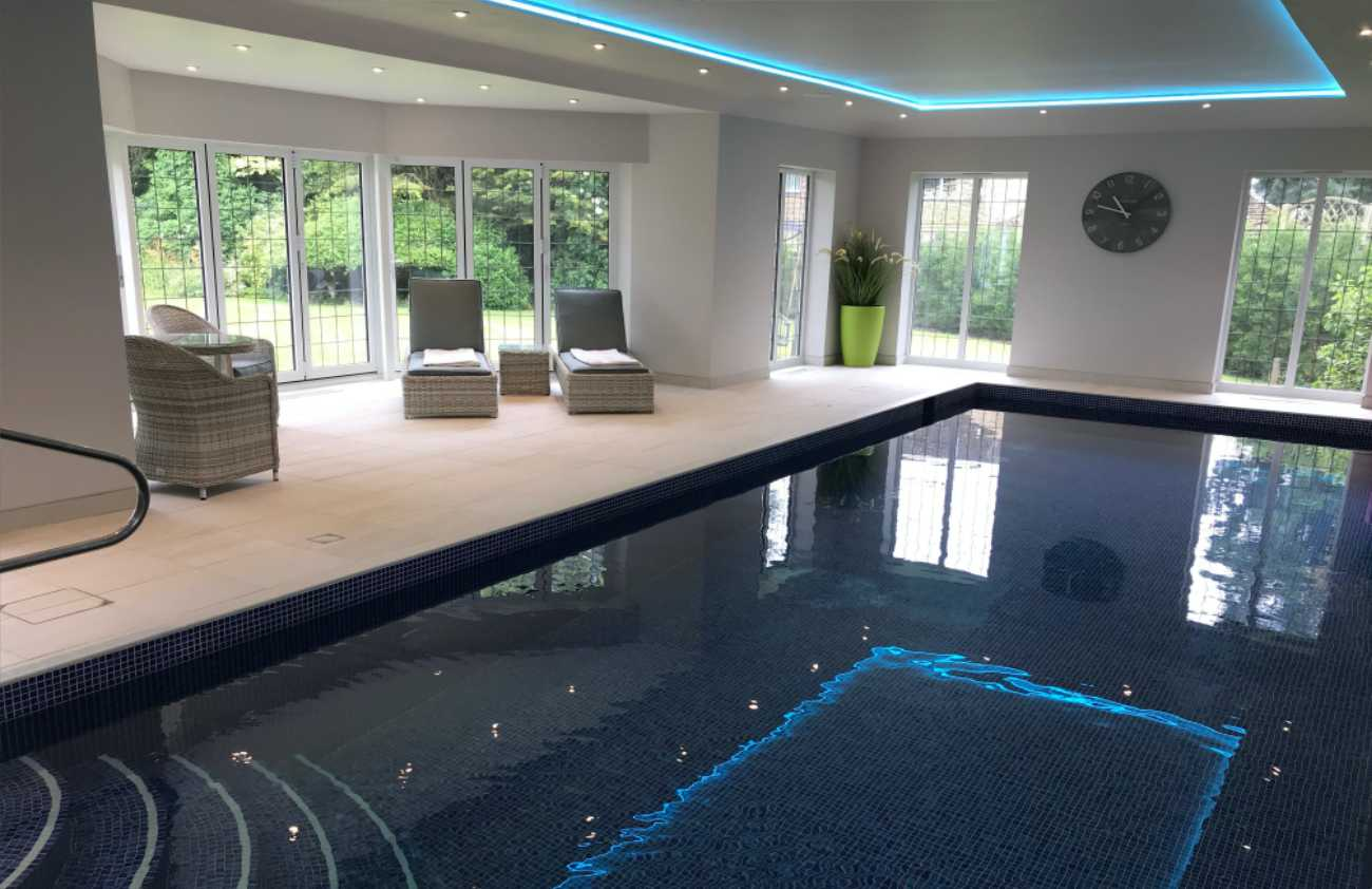 LED Indoor Pool